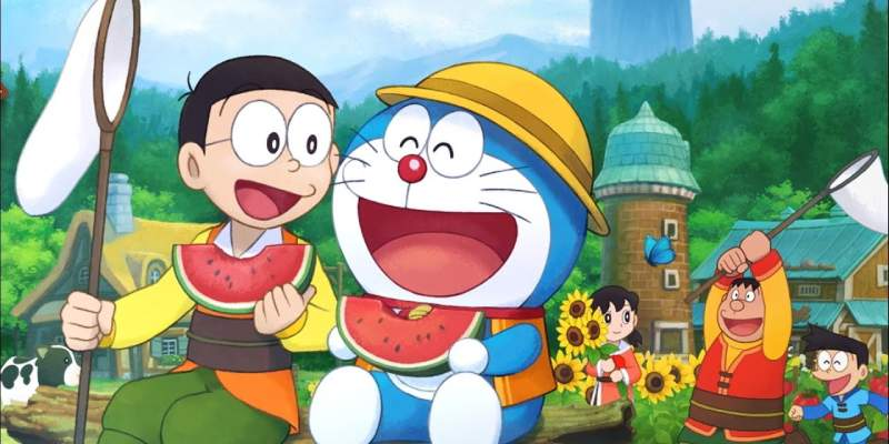 Which Doraemon Character Are You Quiz