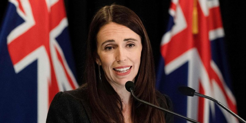 Jacinda Ardern The 3rd female Prime Minister of New Zealand Quiz