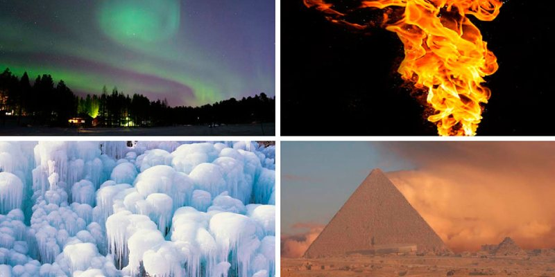 How Much You Know About Natural Phenomena Quiz