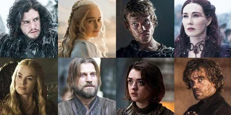 Quiz: Which Character from Game of Thrones Do You Like Most?