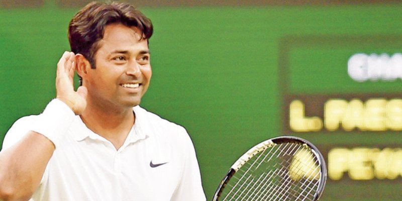Trivia Quiz On Leander Paes Indian Tennis Player