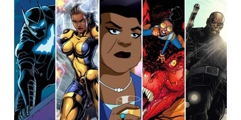 Comic Book Character Quiz: Which Comic Book Character Are You?
