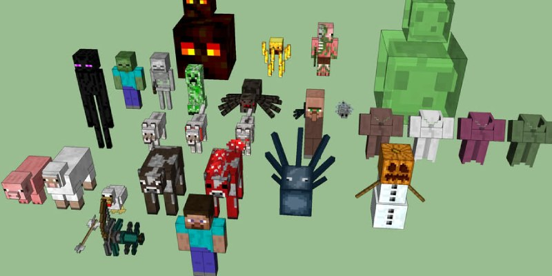 What Minecraft Mob Are You Quiz