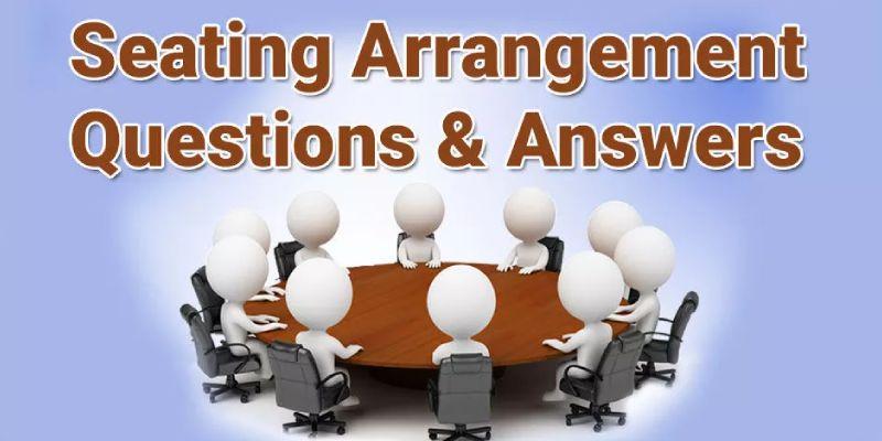 Trivia Quiz On Sitting Arrangements