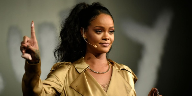 Trivia Quiz On Robyn Rihanna Fenty Singer