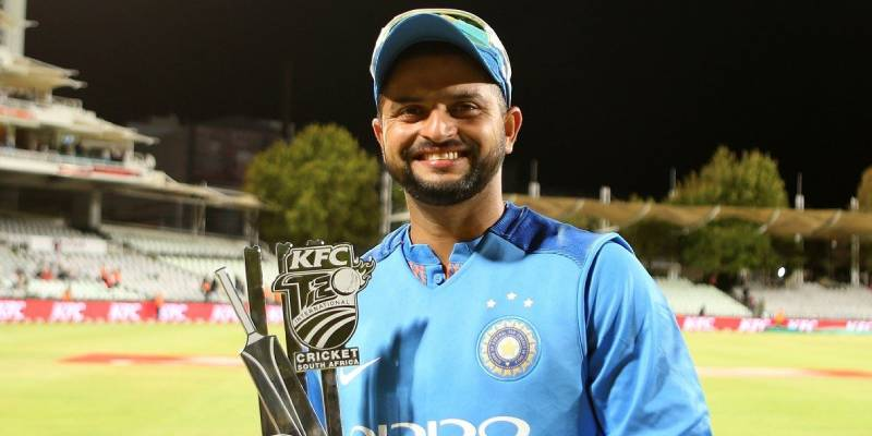 Quiz: How Well You Know About Suresh Raina?