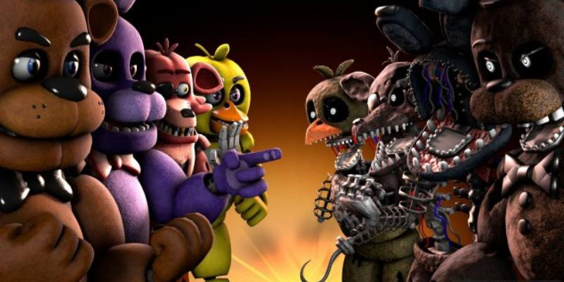 Which FNAF Animatronic Are You Quiz