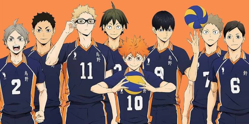 Which Haikyuu Characters Are You Quiz