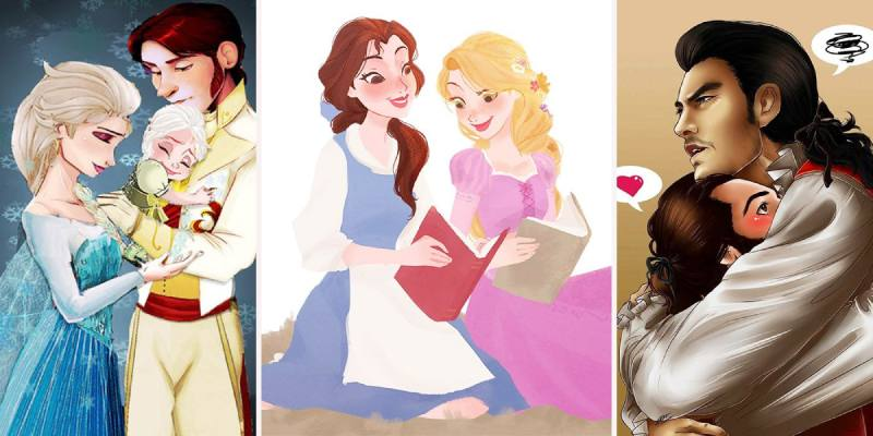 What Disney Couple Are You Quiz