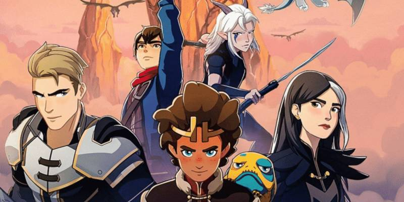Which The Dragon Prince Character Are You Quiz