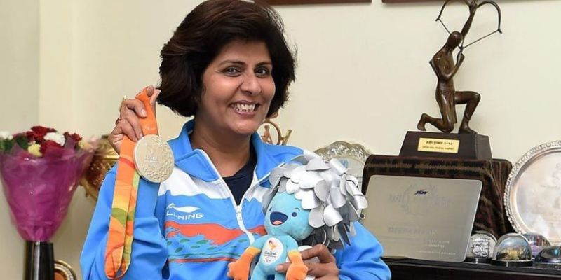 Trivia Quiz On Deepa Malik Indian Athlete