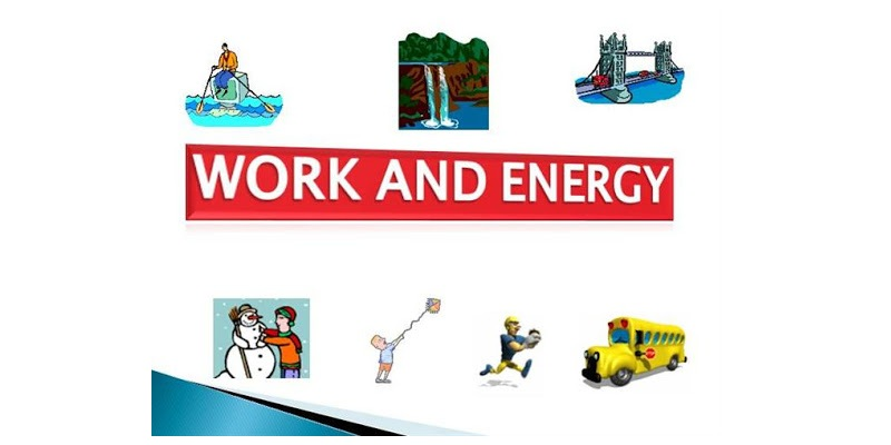 Work And Energy Quiz For 5th Grade Student