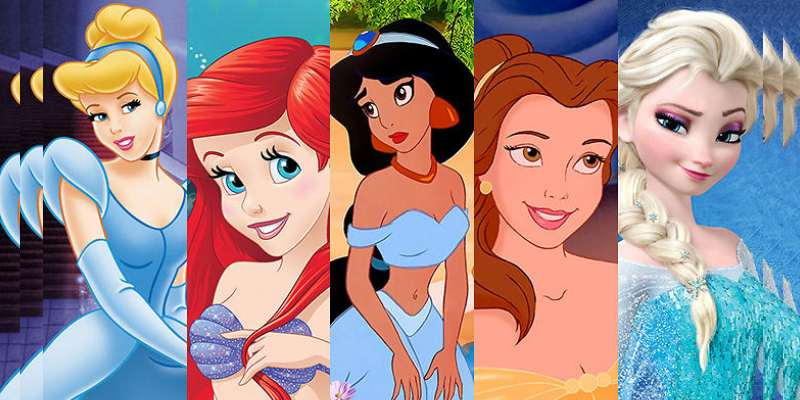 Which Two Disney Princesses Are You a Combination Of Quiz