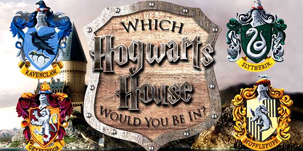 Which Harry Potter House Will You Be Sorted Into Quiz