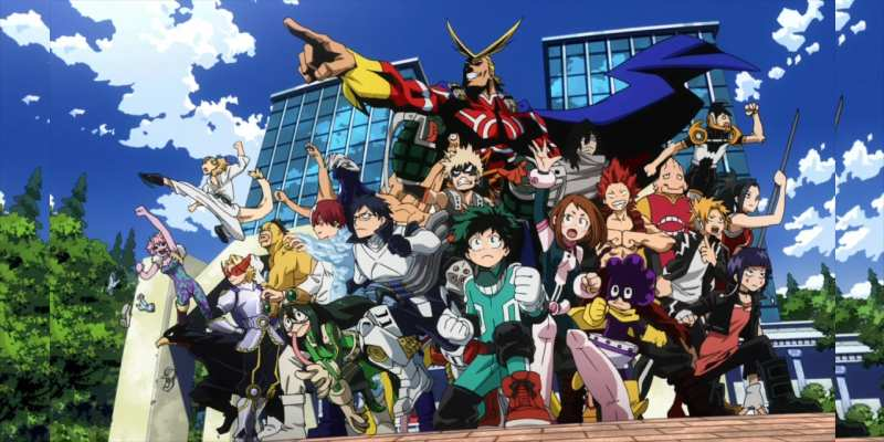 Quiz: Which My Hero Academia Character Are You?