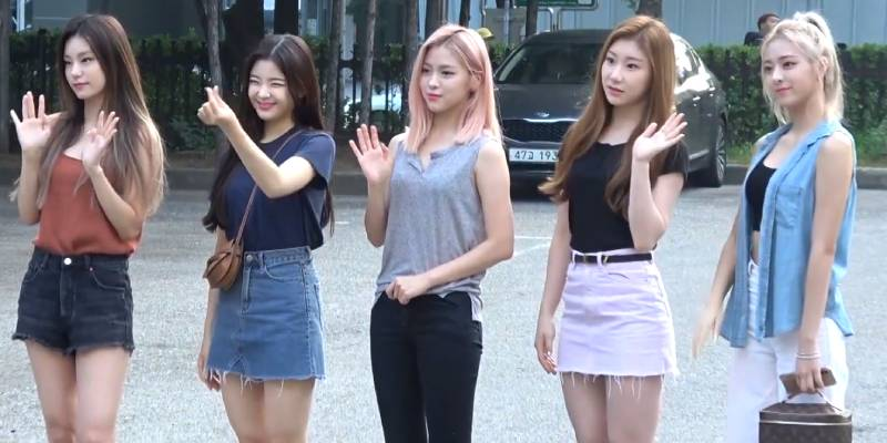 ITZY Girl Group Quiz: How Much You Know About ITZY Girl Group?