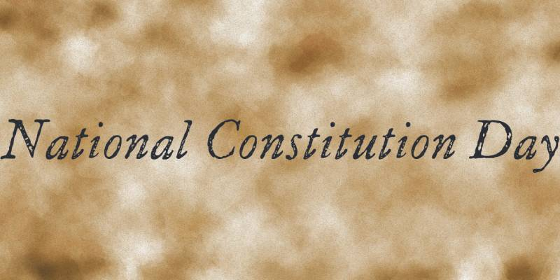 Quiz: How Much You Know About Constitution Day?