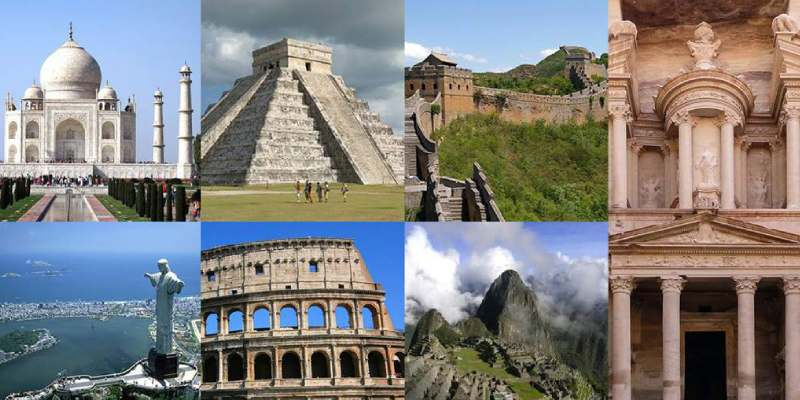 Test Your Knowledge About Seven Wonders Of The World Trivia Quiz