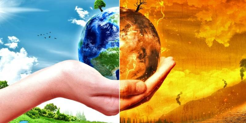 Causes and Impacts of the Climate Change Quiz