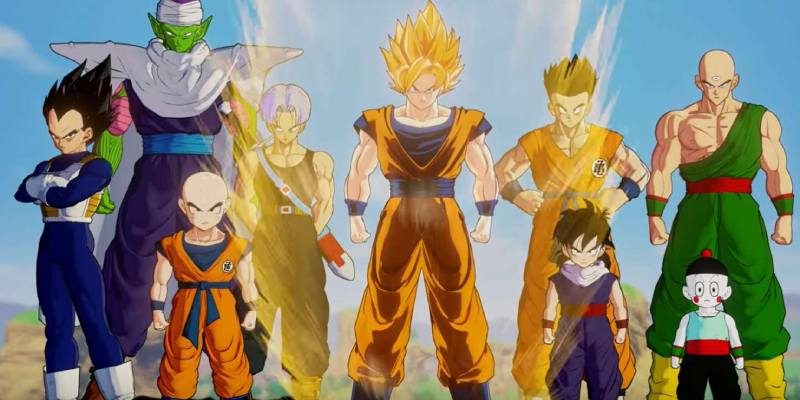 Which Dbz Character Are You? Quiz