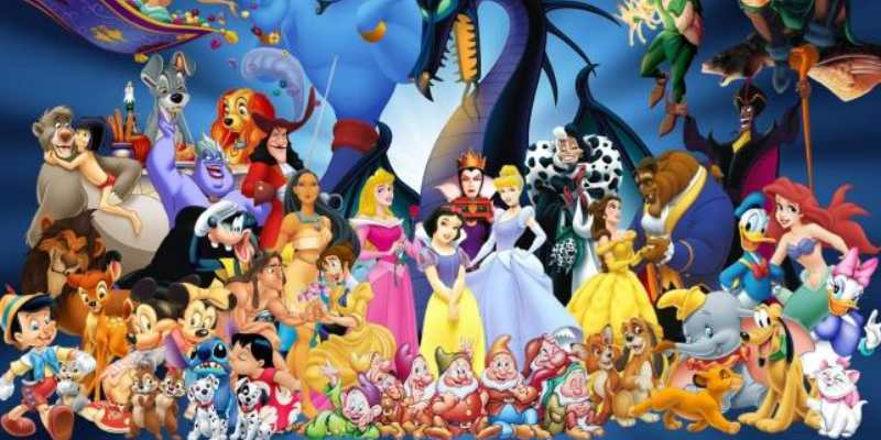 Which Disney Character Are You Quiz
