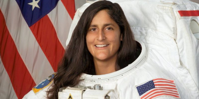 Quiz: Do You Know About Sunita Williams Indian American Astronaut?