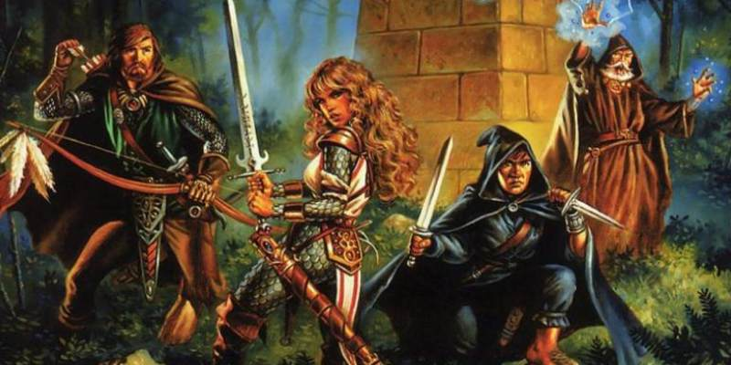 What Dungeons and Dragons Class Are You Quiz