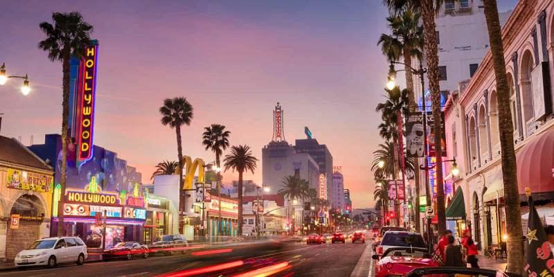 Where to live in California? Quiz