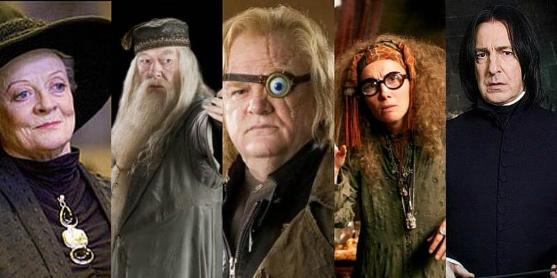 Which Hogwarts Professor Are You, Really?