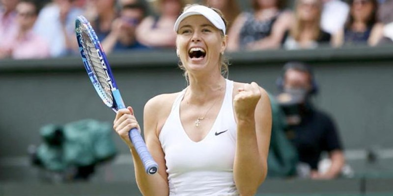 Ultimate Trivia Quiz on Maria Sharapova