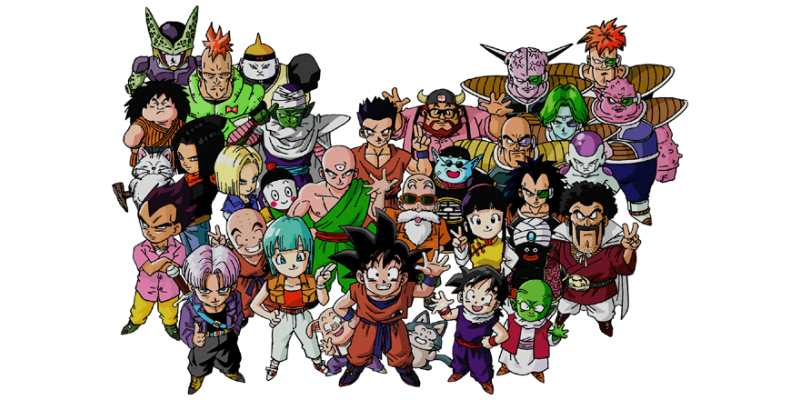 Quiz: Which Dragon Ball Z Character Are You Like Most?