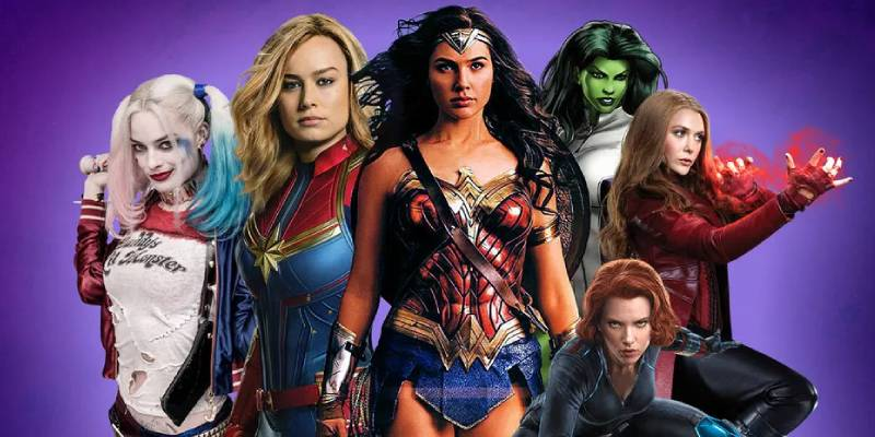 Quiz: Which Female Superhero Are You? Let