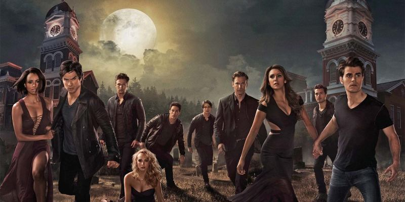 Vampire Diaries Quiz: What Character Are You?