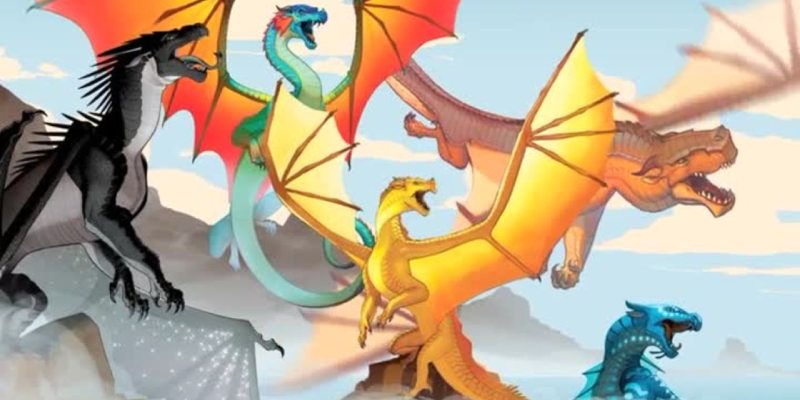 Wings Of Fire Dragon Quiz: Which Wings Of Fire Dragon Are You?