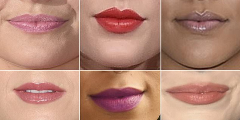 Quiz: Can You Guess The Lips of Famous Hollywood Celebrity?