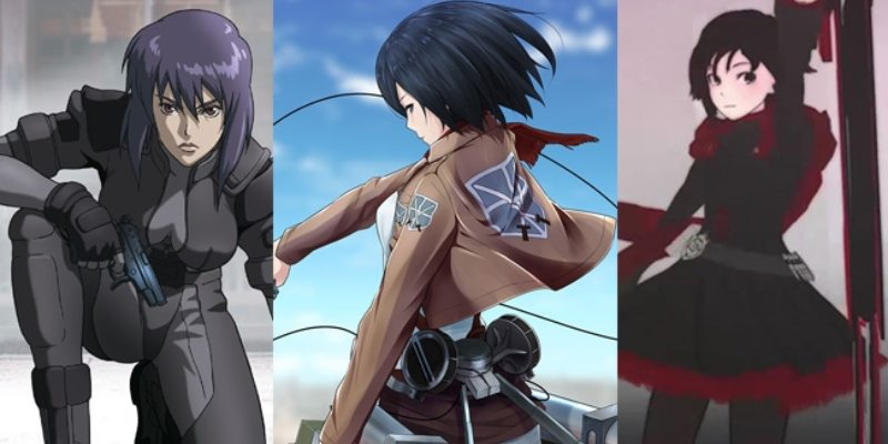 Female Anime Character Quiz: Which Female Anime Character Are You?