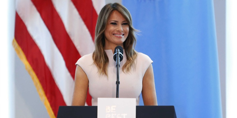 How Much You Know About Melania Trump The First Lady of USA Quiz