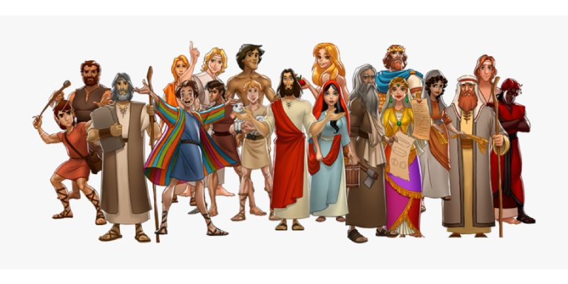 Which Bible Character Are You Quiz