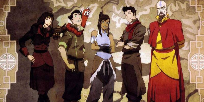 The Legend Of Korra Quiz: Which The Legend Of Korra Character Are You?