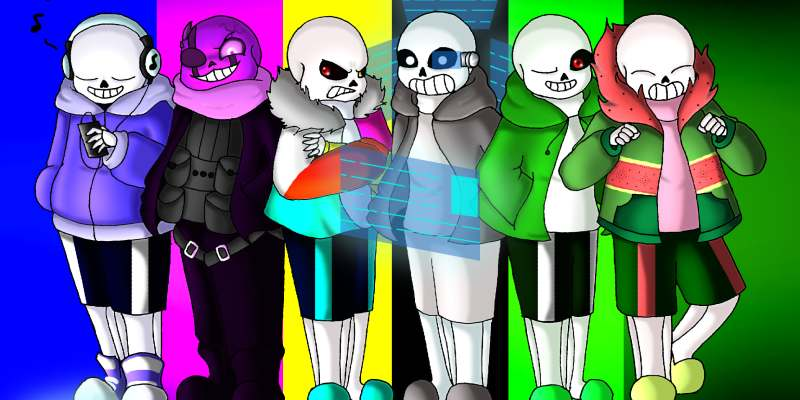 Which Alternate Universe Sans Are You Quiz