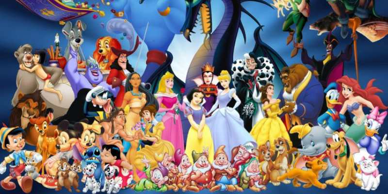 Which Disney Character Am I Quiz