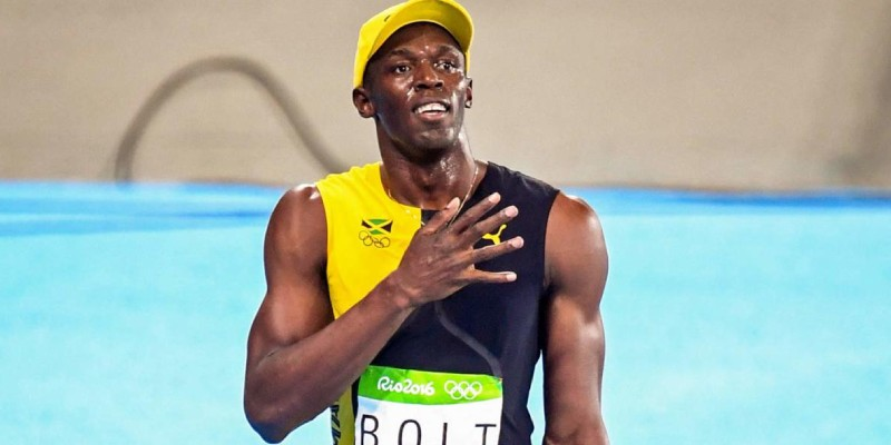 Ultimate Trivia Quiz On Usain Bolt Olympic Athlete! How Much You Know About Usain Bolt?
