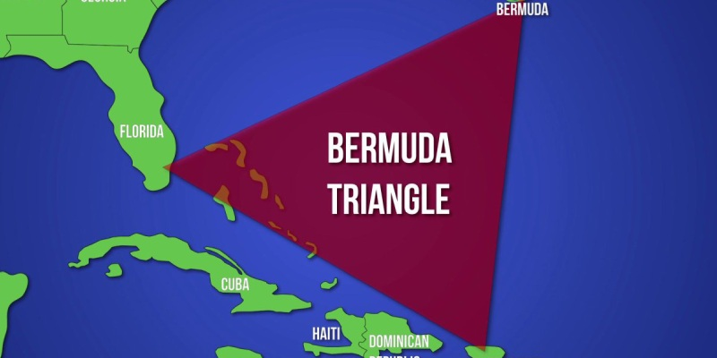 Test Your Knowledge About Bermuda Triangle! The Devils Triangle or Hurricane Alley The Worlds Most Mysterious Area Trivia Quiz