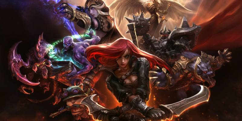 Quiz: What Champion Should I Play?