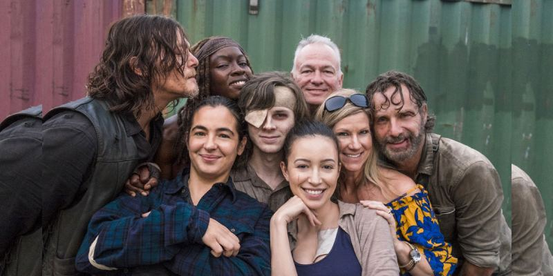 Quiz: Which Walking Dead Season 8 Character Are You?