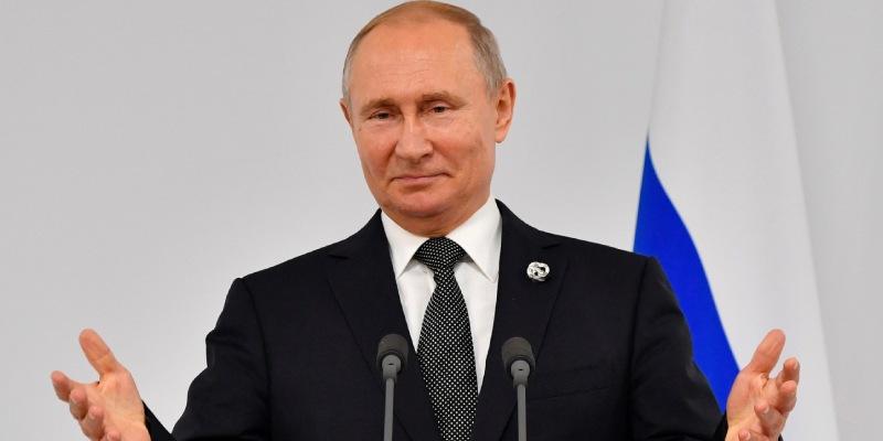 Ultimate Trivia Quiz On Vladimir Putin President of Russia
