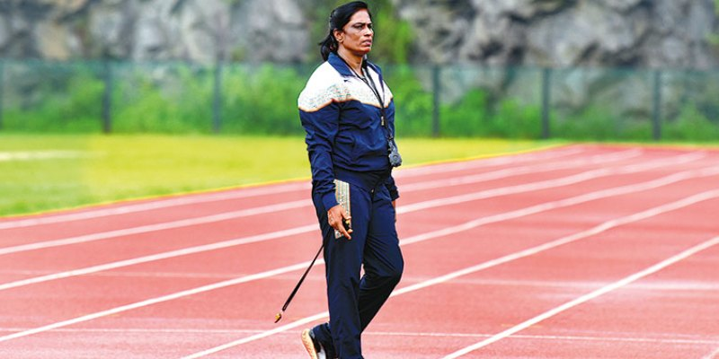 Trivia Quiz on PT Usha Indian Track And Field Athlete