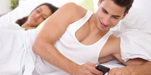 Are Your Spouse Emotionally Cheating On You Quiz
