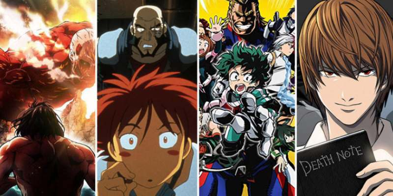Which is The Best Anime to Watch and Enjoy Quiz