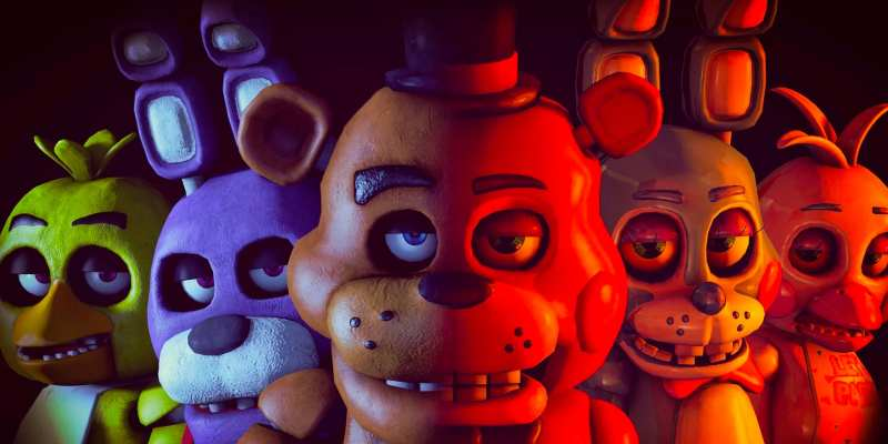 FNAF Quiz Which Animatronic Likes You?